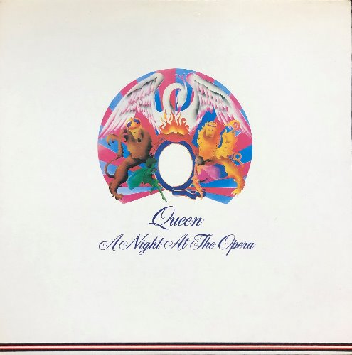 QUEEN - A NIGHT AT THE OPERA (해설지)