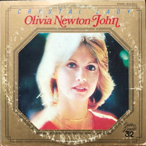 OLIVIA NEWTON JOHN - CRYSTAL LADY (2LP)