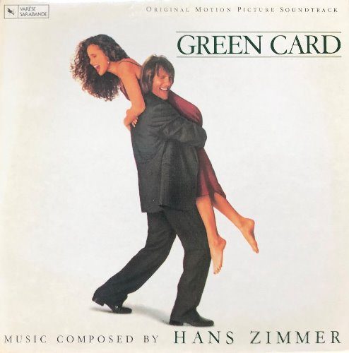 GREEN CARD - OST