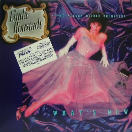 LINDA RONSTADT - The Nelson Riddle Orchestra