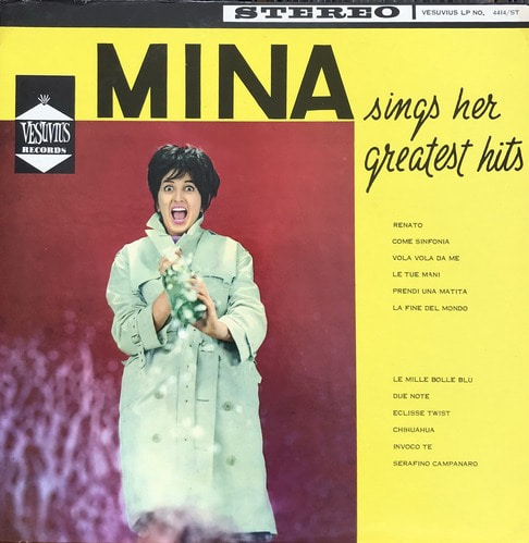 MINA - Sings Her Greatest Hits