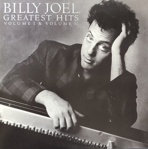 BILLY JOEL - GREATEST HITS VOL.1 & VOL.2 (2LP)