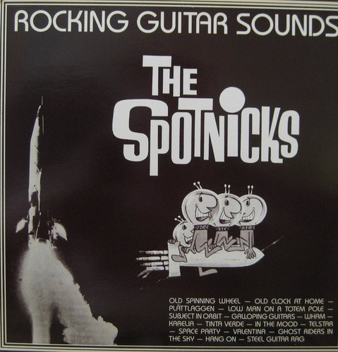 SPOTNICKS - Rocking Guitar Sounds