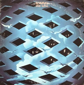 THE WHO - Tommy (2LP)