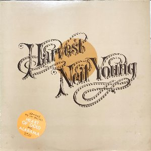 NEIL YOUNG - HARVEST (하드자켓)