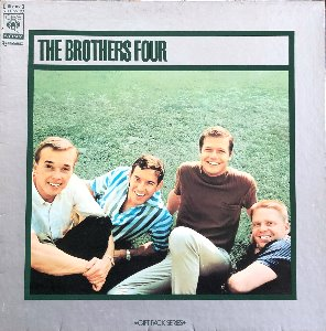 BROTHERS FOUR - THE BROTHERS FOUR (컬러달력/가사지/2LP BOX)