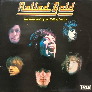 ROLLING STONES - ROLLED GOLD THE VERY BEST OF ROLLING STONES (2LP)