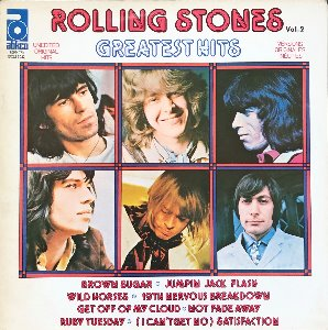 ROLLING STONES - GREATEST HITS VOL.2