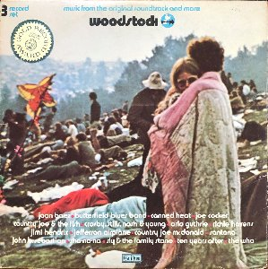 WOODSTOCK - Music From The Original Soundtrack And More (3LP)