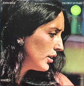 JOAN BAEZ - THE FIRST 10 YEARS (2LP)