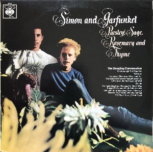 SIMON AND GARFUNKEL - Parsley, sage, rosemary and thyme