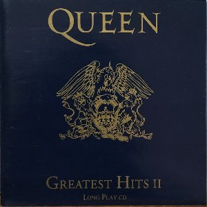 QUEEN - GREATEST HITS II/LONG PLAY CD (CD)