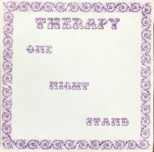THERAPY - One Night Stand (오리지날 싸인)
