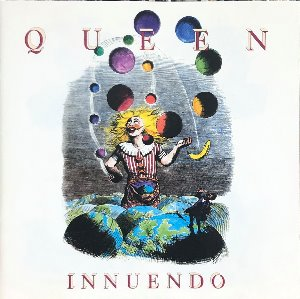 Queen - Innuendo (CD)