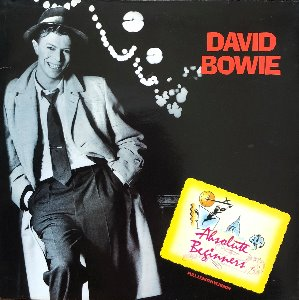 "DAVID BOWIE - Absolute Beginners (12""인지 45rpm VSG 838-12, vinyl single, UK)"