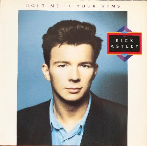 Rick Astley - Hold Me in You Arms