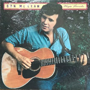 DON McLEAN - Playin' Favorites