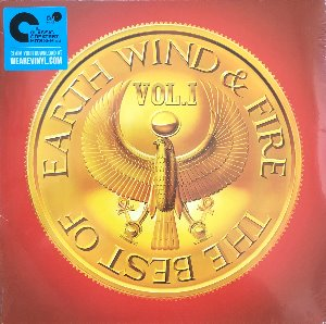 EARTH WIND & FIRE - The Best Of Earth Wind & Fire Vol.1