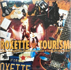 ROXETTE - TOURISM / Songs From Studios,Stages,Hotelroo (미개봉/2LP)