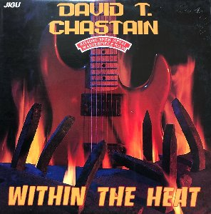 DAVID T. CHASTAIN - WITHIN THE HEAT (PROMO각인/화이트라벨)