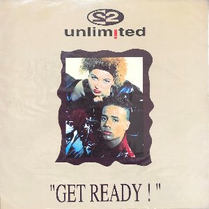 2 UNLIMITED - GET READY (미개봉)