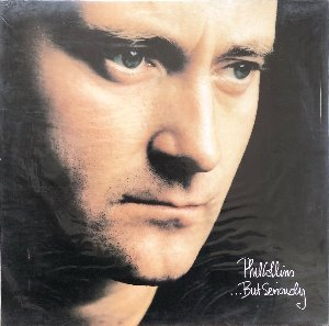 Phil Collins - ...But Seriously (미개봉)