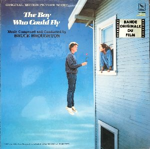 The Boy Who Could Fly - OST BRUCE BROUGHTON
