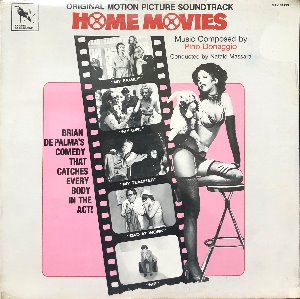 Home Movies / Pino Donaggio - OST