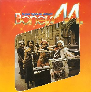 BONEY M - Super Special Album (가사지)