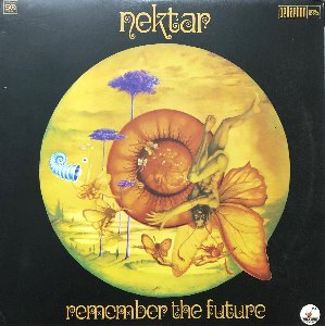 NEKTAR - REMEMBER THE FUTURE (해설지)