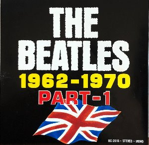 Beatles - 1962-1970 Part 1 (CD)