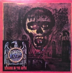 SLAYER - SEASONS IN THE ABYSS (준라이센스)