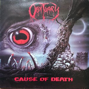 OBITUARY - CAUSE OF DEATH (준라이센스)