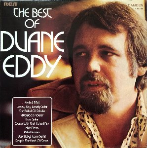 "DUANE EDDY - THE BEST OF DUANE EDDY (""DANCE WITH THE GUITAR MAN"")"