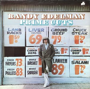 "RANDY EDELMAN - Prime Cuts (""1974 Al Kooper Guitar) Folk Rock"