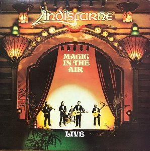 "LINDISFARNE - Magic In The Air (2LP) ""British Folk"""