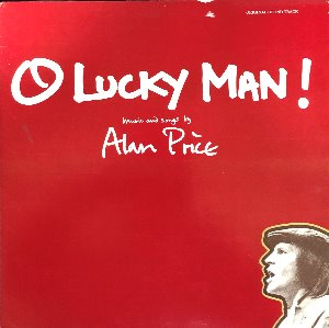 "ALAN PRICE - O Lucky Man! (""WHITE LABEL PROMO"")"