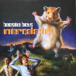 "BEASTIE BOYS - Interqalactic (12"" Single EP)"