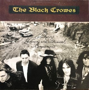 BLACK CROWES - The Southern Harmony And Musical Companion (해설지)