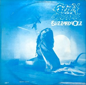 OZZY OSBOURNE - BLIZZARD OF OZZ (해적판)