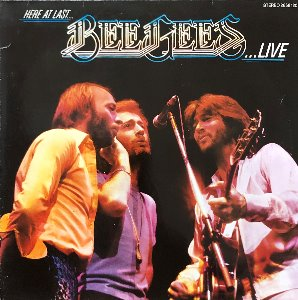 Bee Gees - Here At Last... Live (2LP)