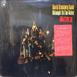 DAVID BROMBERG BAND - Midnight on the Water