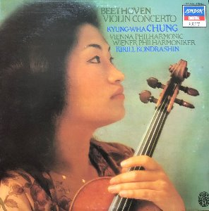 정경화 KYUNG-WHA CHUNG - Beethoven: Violin Concerto in D major