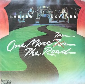 Lynyrd Skynyrd - One More From The Road (2LP/미개봉)