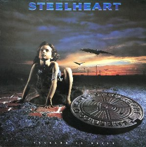 STEELHEART - TANGLED IN REINS (해설지)