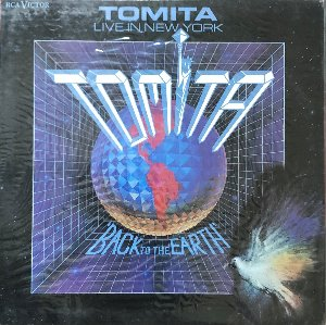 TOMITA - LIVE IN NEW YORK (미개봉)