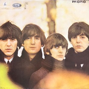 BEATLES - BEATLES FOR SALE/MONO (PROMO각인)