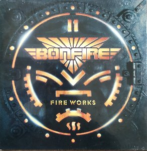 BONFIRE - Fire works (미개봉)