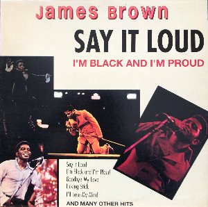 JAMES BROWN - Say It Loud