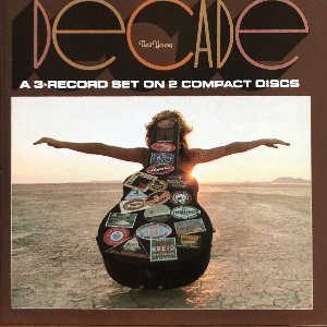 NEIL YOUNG - Decade (2CD)